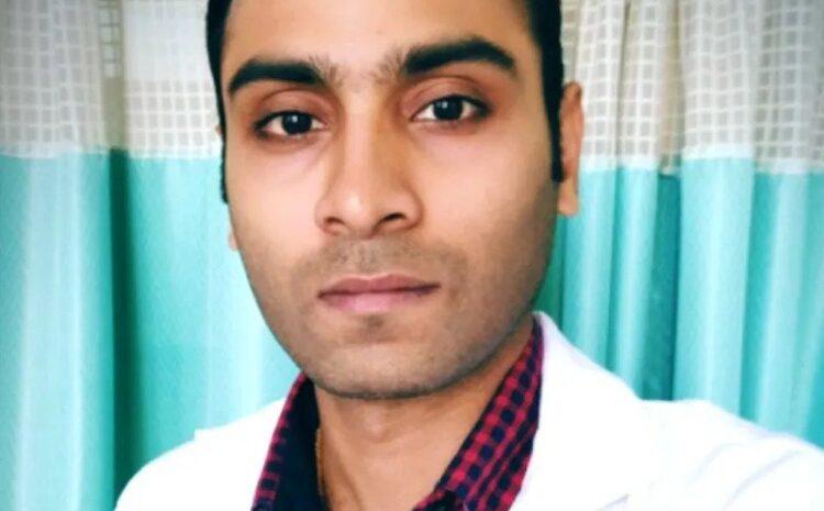 Dr. P. N. Rohith Kumar
